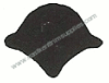 15mm Diamond Shape Plastic Screen Insert Black