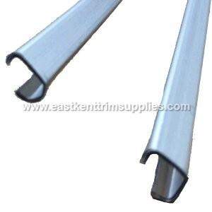 Roof Gutter Trim Chrome