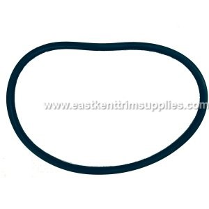 Rear Quarter Light Seal - Pair